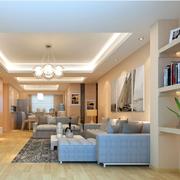 公寓时尚客厅