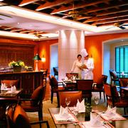 西餐厅饭店装饰
