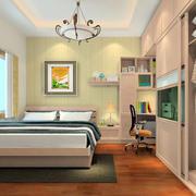 卧室组合衣柜展示