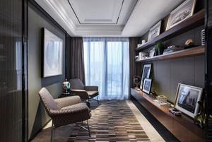 150平米摩登三室两厅两卫室内装修效果图大全