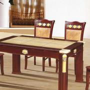 中式风格餐桌