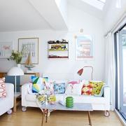 家居客厅舒适沙发