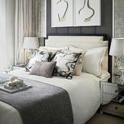 两室一厅卧室床头柜展示