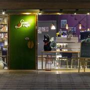 咖啡馆个性门面