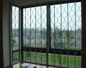 古典室外阳台围墙栏杆装修效果图