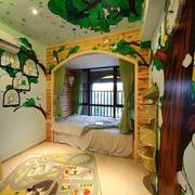 明亮儿童房欣赏