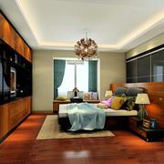 卧室组合电视柜图