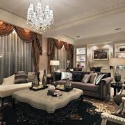 素雅客厅时尚设计