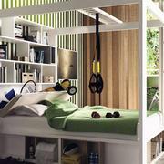 精致都市现代化卧室