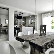 家居木质餐桌椅