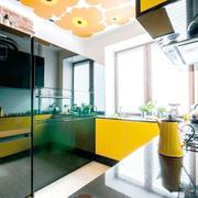公寓小厨房展示