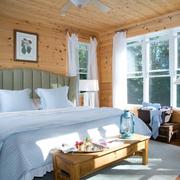 木屋别墅精致卧室