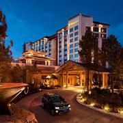 酒店奢华外观图