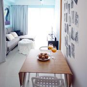 公寓简约餐厅设计