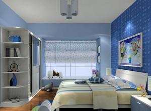 90平米生动活泼的儿童房装修效果图大全