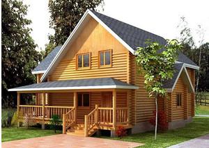 小户型木屋