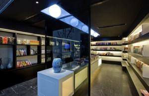 时尚书店设计