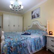 精美时尚的卧室展示