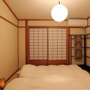 日式榻榻米卧室设计
