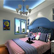 小户型地中海卧室
