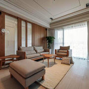 家居客厅沙发摆放布置