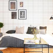 家居卧室装饰画图