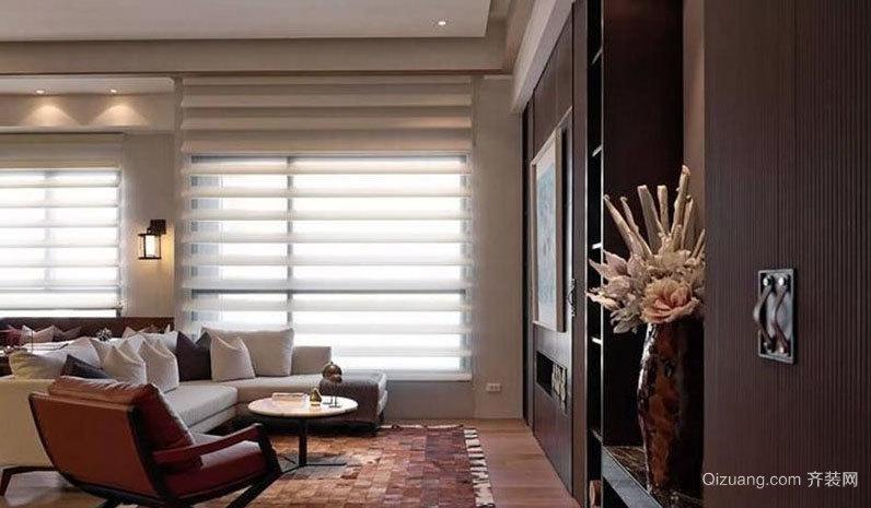 80平米欧式奢华浪漫两居室房屋装修设计效果图