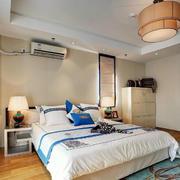 房屋卧室吊顶设计效果图