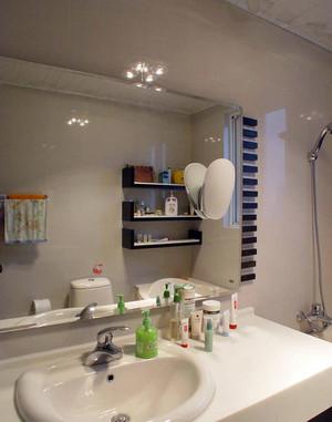 家居卫生间洗手台展示
