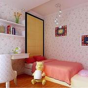 儿童房甜美壁纸图