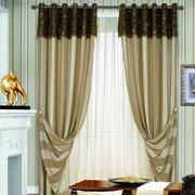 客厅窗帘展示