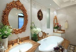 236平米豪华的紫色欧式墅装修设计效果图鉴赏
