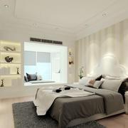 公寓卧室素雅装饰