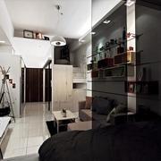 小户型公寓黑白搭配
