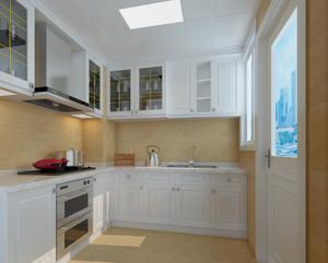 复式楼精装小厨房装修效果图