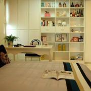 房屋温馨卧室