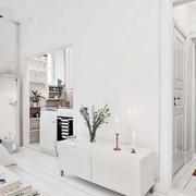 房屋客厅小型收纳柜
