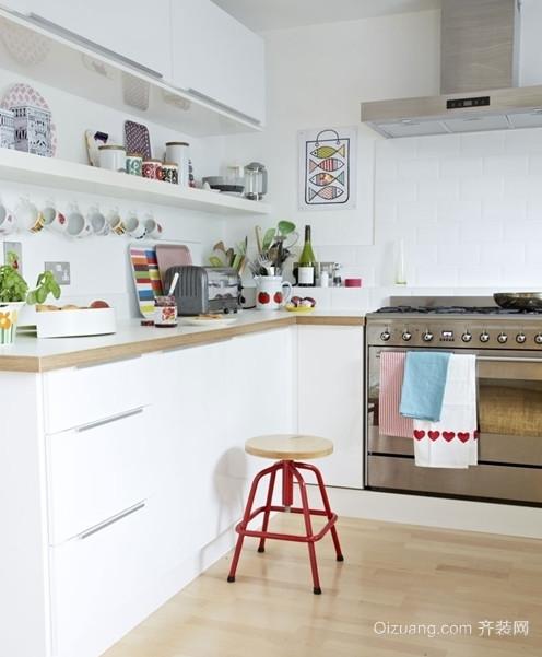 恬淡彩色缤纷现代风格家居装修效果图