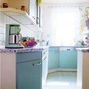 大户型人家的家居厨房