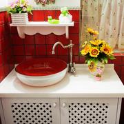 家居卫生间时尚洗手台