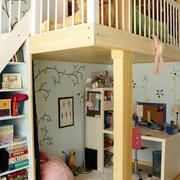 房屋现代风格儿童房装修
