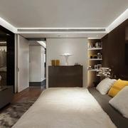 都市化时尚卧室