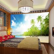 中式卧室装饰画