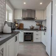 家居小型厨房展示