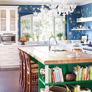 家居现代美式厨房