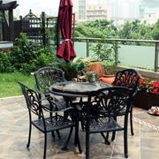 美式阳台餐桌椅