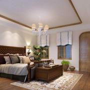 大户型美式卧室