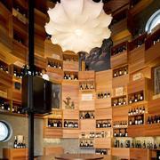 度假村奢华超大酒窖