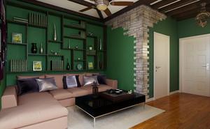 家居客厅沙发背景墙欣赏