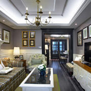 两室一厅小客厅设计